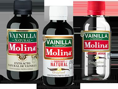 Vainilla Molina