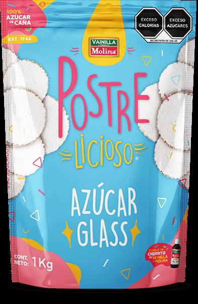 Postrelicioso® Azúcar Glass